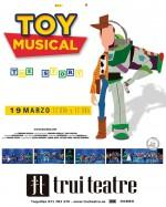 Toy Musical, The Story