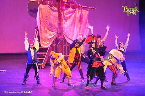 Peter Pan el gran musical