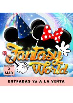 Fantasy World - musical familiar