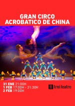 Circo Acrobático de China