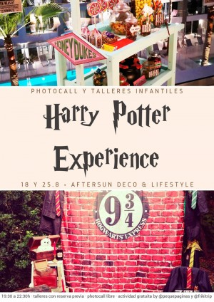 Experiencia Harry Potter
