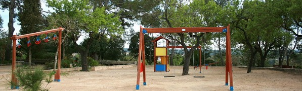 Área recreativa de Llubí