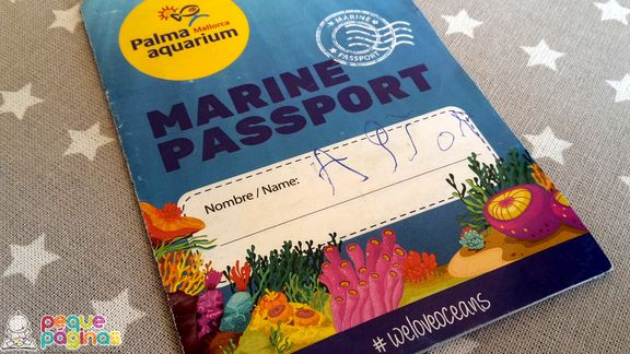 Marine Passport de Palma Aquarium