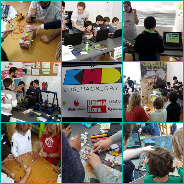kids hack day palma de mallorca