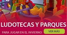 Ludotecas y chiquiparks en Mallorca