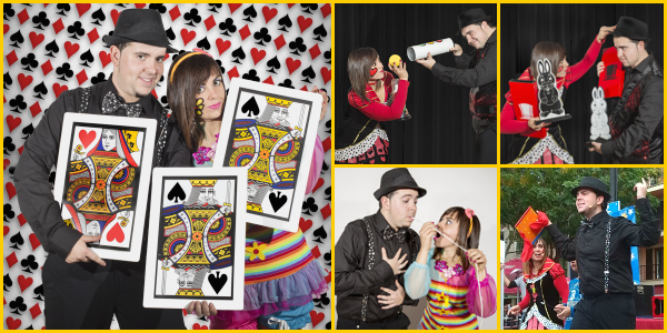 Magic Berni & Mimi, Show Magic Comic