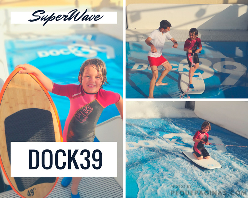 DOCK39 superwave Fan Mallorca