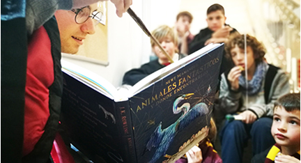 Harry Potter Book Night en Mallorca